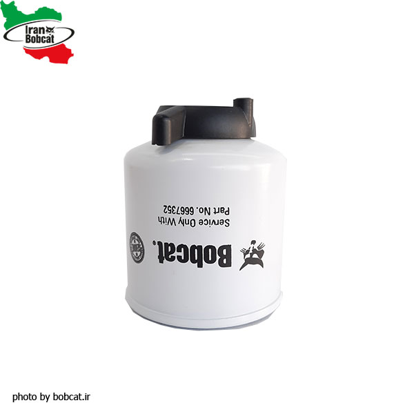 فیلتر گازوئیل بابکت