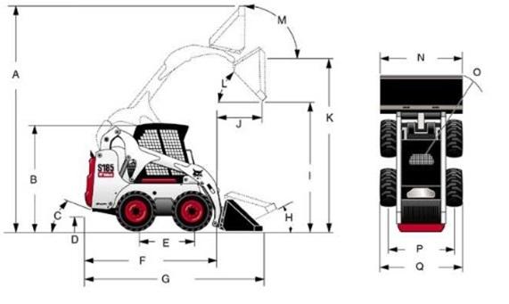 Bobcat S185 Skid-Steer Loader