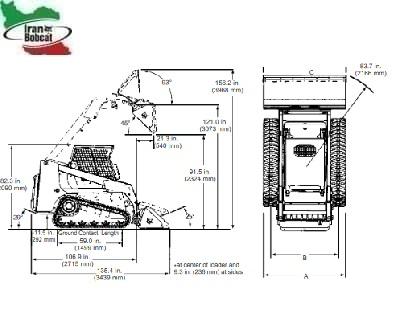 Bobcat T200 Compact Track Loader
