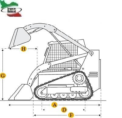 Bobcat T650 Compact Track Loader