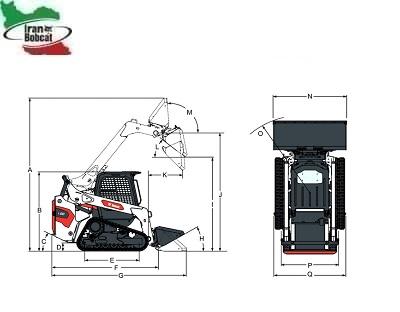 Bobcat T66 Compact Track Loader