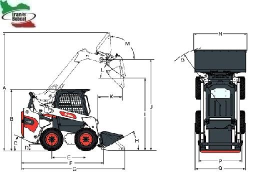Bobcat S66 Skid-Steer Loader