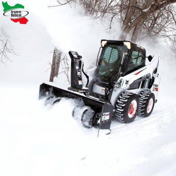 Snow Blower Bobcat
